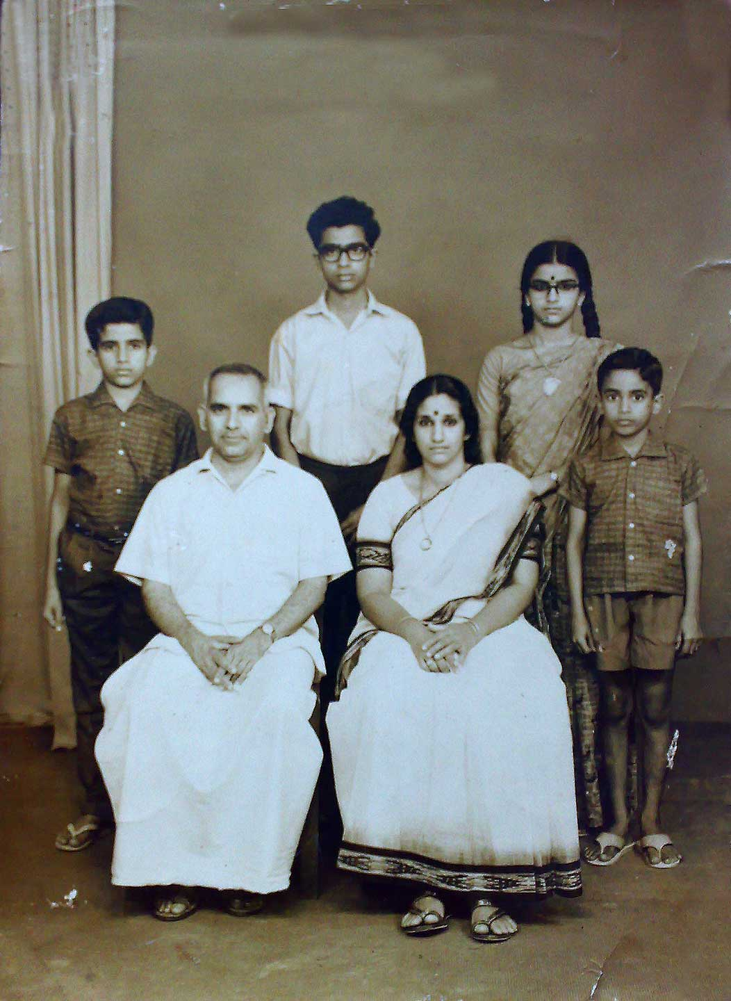 My Parents & Siblings